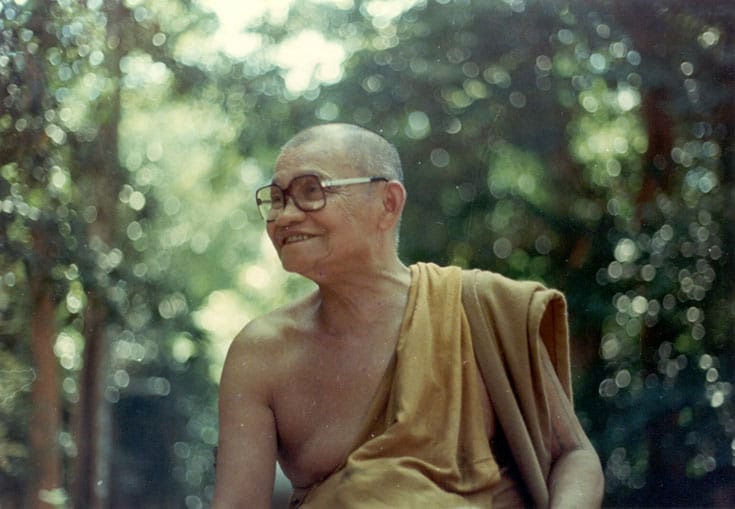 ajahn chah, death, lion's roar, buddhism