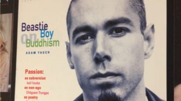 adam yauch, beastie boy, check his head, interview, musician, buddhism, lion's roar, shambhala sun