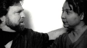 John Perry Barlow and bell hooks