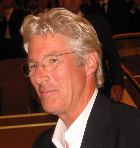 richard gere buddhism tibet dalai lama Lion's Roar celebrity movies actor famous Shambhala Sun culture news