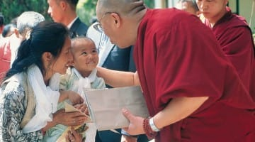 Dalai Lama compassion Buddhism Child Shambhala Sun Lion's Roar