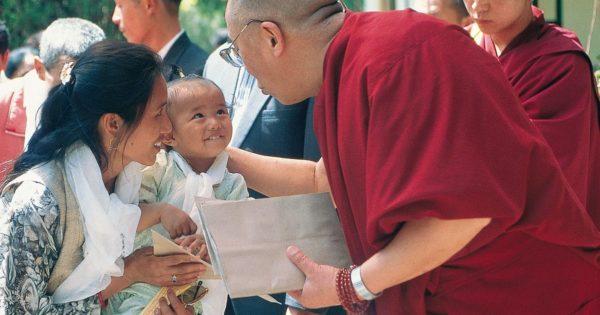 Dalai Lama compassion Buddhism Child Shambhala Sun Lion's Roar