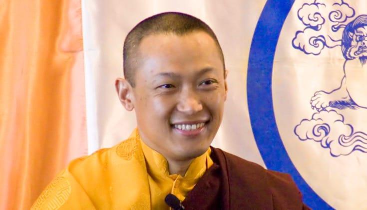 Sakyong Mipham Rinpoche.