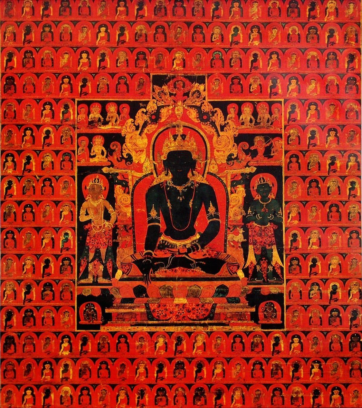 Basics Buddha Families Irini Rockwell Loving-Kindness Shambhala Sun - Nov '02