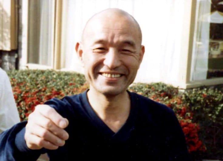 Maezumi Roshi.