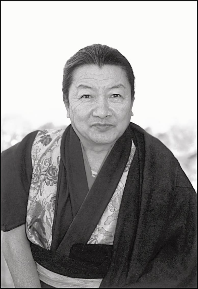 Image result for Mindrolling Trichen Rinpoche