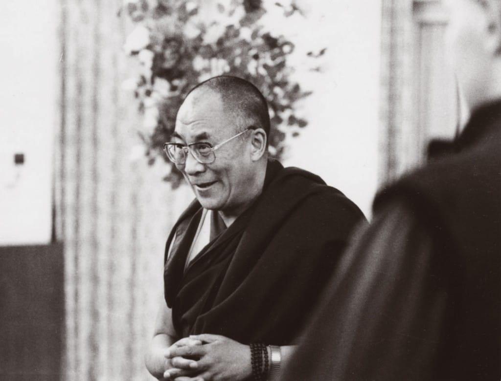 Dalai Lama Heart of the Buddha Shantideva Bodhisattva Compassion Lion's Roar Buddhism