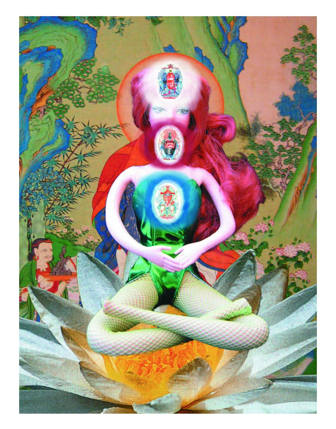 Carolyn Gimian Chögyam Trungpa Rinpoche Ego Happiness Kalachakra Tantra Materialism Shambhala Sun - Sept '05