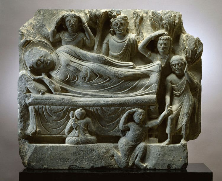 1252px-Gandharan_-_Death_of_the_Buddha_-_Walters_2556