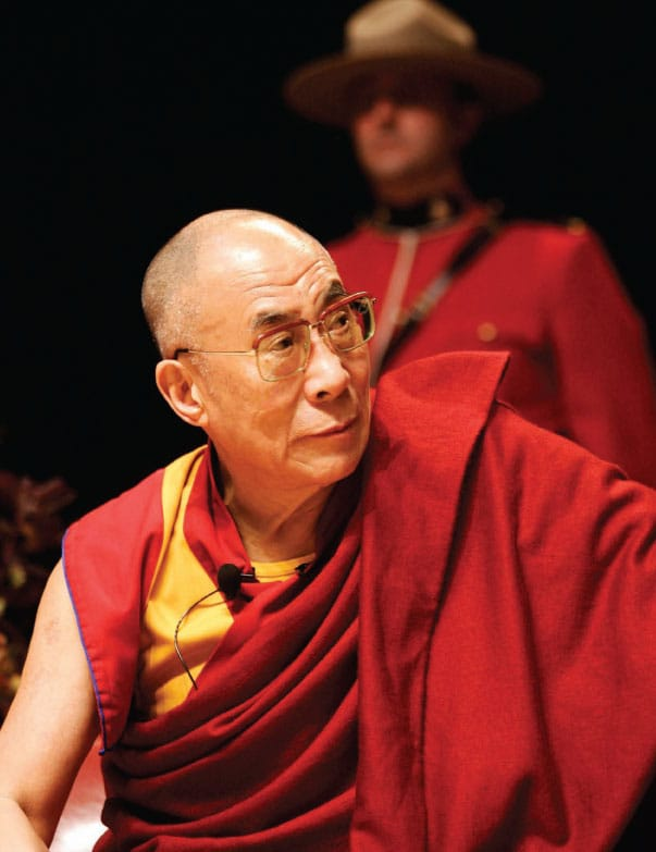 Educating the Heart the Dalai Lama Lion's Roar Buddhism the Shambhala Sun