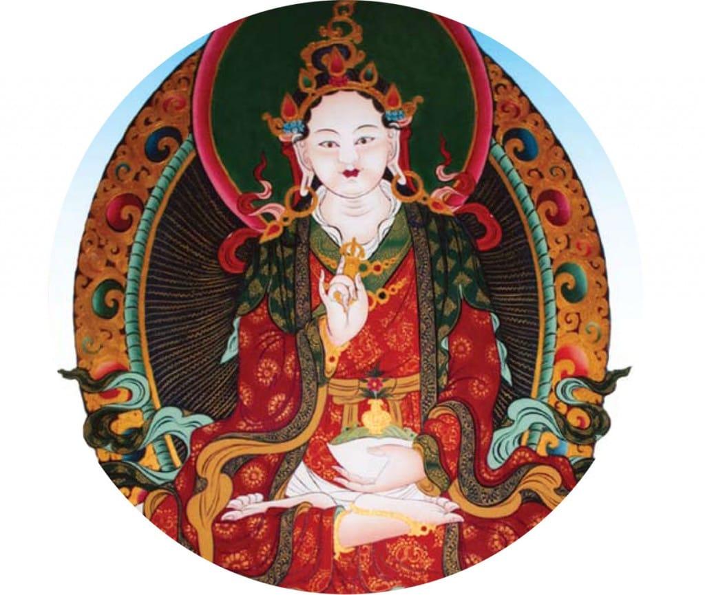 Buddhadharma - Winter '07 Khandro Tare Lhamo Padmasambhava Vajrayana / Tibetan Buddhism Women in Buddhism Yeshe Tsogyal