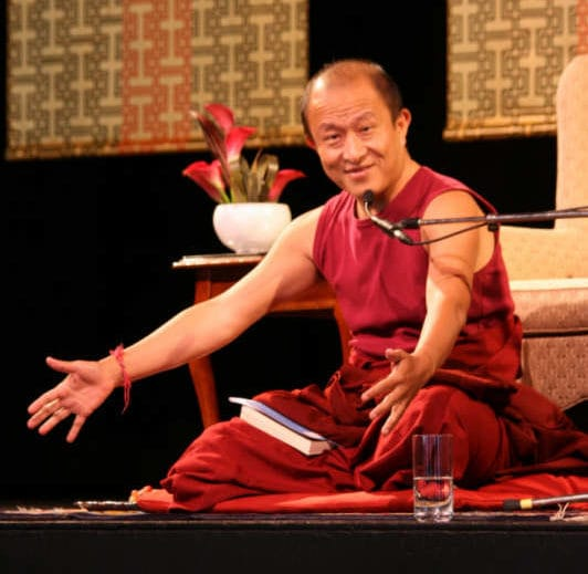 Dzongsar Khyentse Rinpoche Buddhism Lion's Roar
