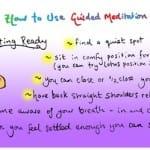 Pebble meditation for kids