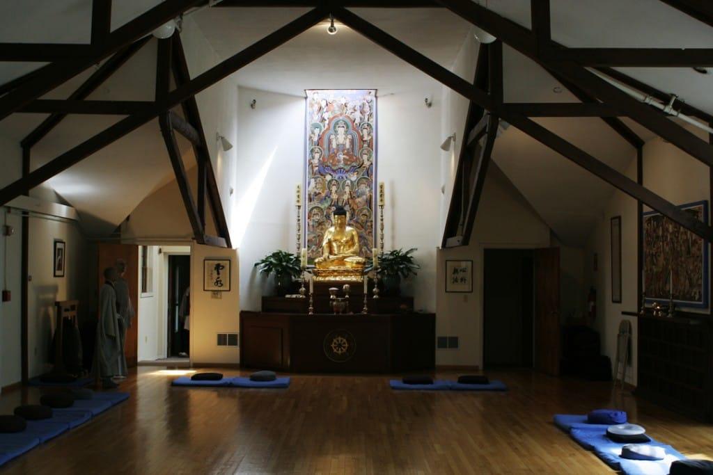 Andrea Miller Barbara Rhodes Community Kwan Um School of Zen Northeast USA Seung Sahn Buddhadharma Lion's Roar