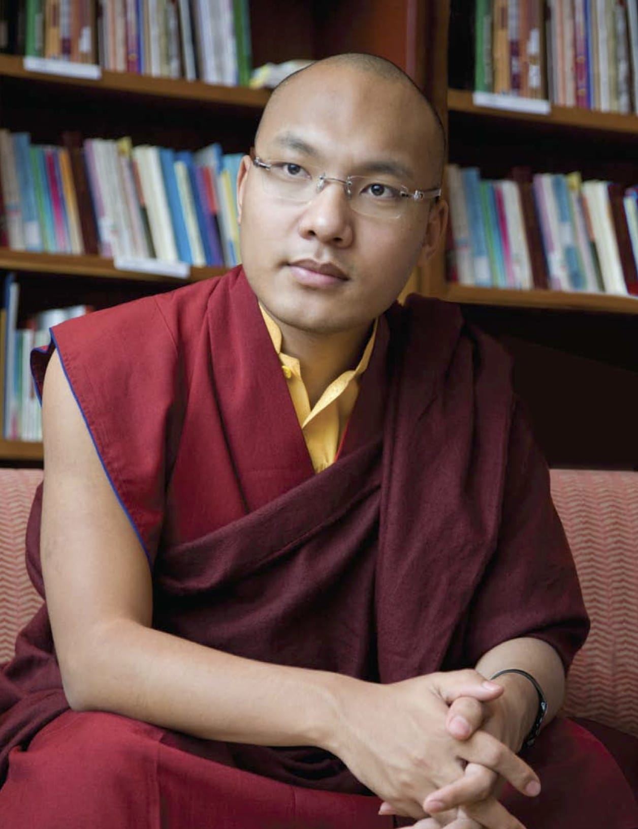 Karmapa Profile Kagyu Buddhism Barry Boyce Lion's Roar