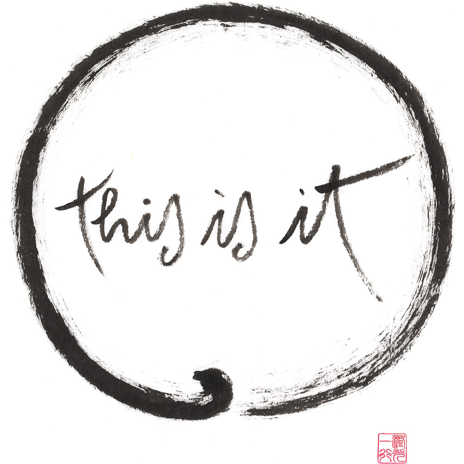 Thich Nhat Hanh This Is It Mindfulness Meditation Buddhism