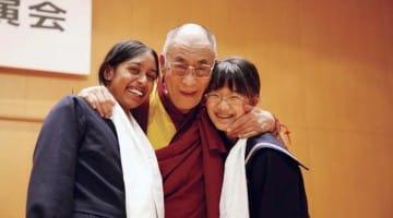 heart of the dalai lama japan high school students pico iyer Lion's Roar shambhala sun Buddhism