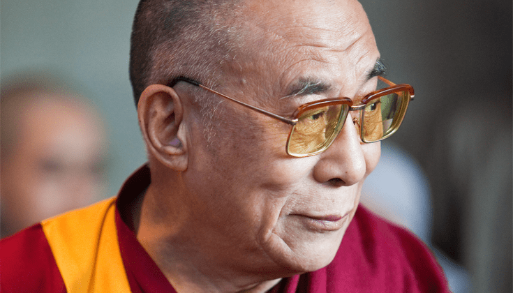 The Best of the Dalai Lama: Life, Quotes, Teachings, and Books