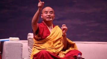 Yongey Mingyur Rinpoche, Dzogchen, Shambhala Sun, Buddhism, Lion's Roar, Meditation