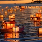 Shinnyo-en's annual Lantern Floating Ceremony