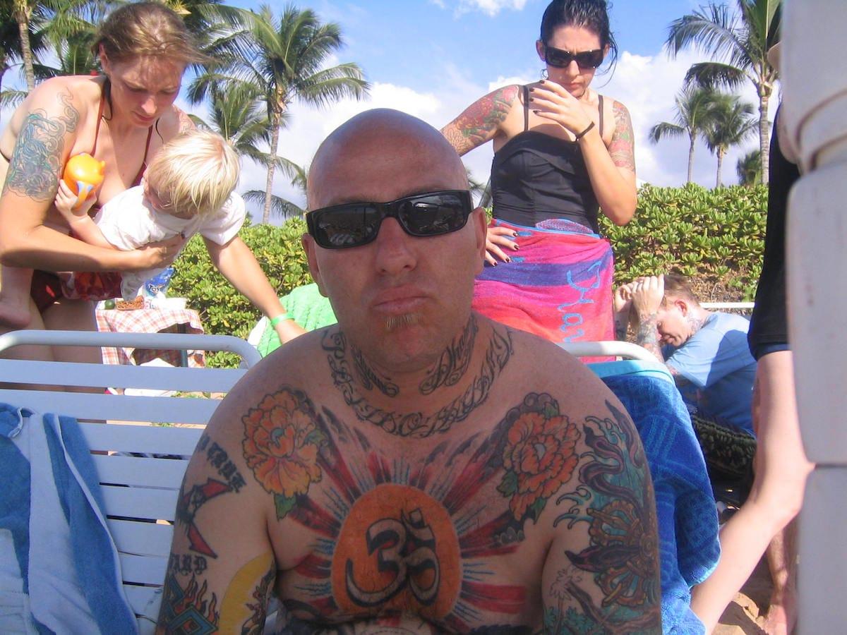 Noah Levine, Punk, Buddhism, Lion's Roar, Shambhala Sun