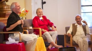 "Sylvia Boorstein on the ""Sangha of Thousands of Buddhas"" campaign for Spirit Rock Meditation Center"