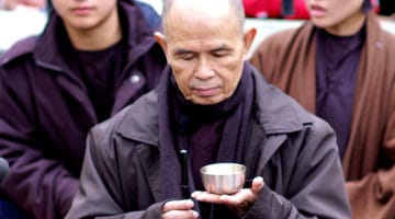 You Have the Buddha in You: An Interview with Thich Nhat Hanh
