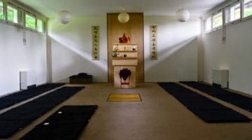 6 tips for getting ready for a meditation retreat