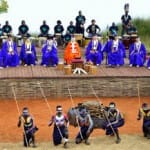 Shinnyo-en conducts historic first Fire and Water ceremony in Africa