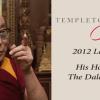 Dalai Lama to donate Templeton Prize money to charity