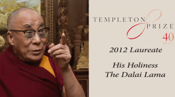 Dalai Lama to donate Templeton Prize money to charity