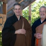 Chikudo Lew Richmond names two dharma successors