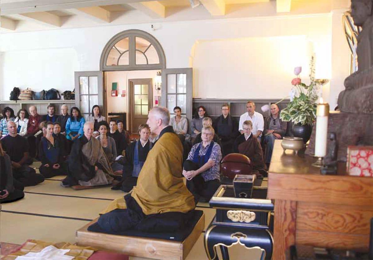 San Francisco Zen Center Suzuki-Roshi Colleen Morton Busch Zen