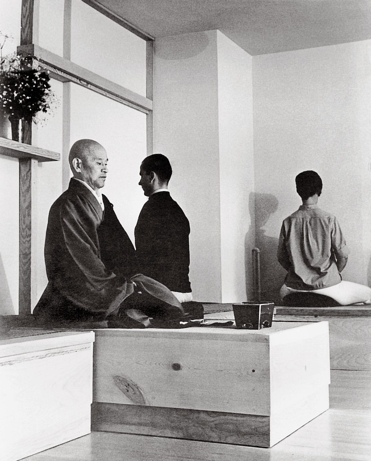 Shambhala Sun, Zazen, Suzuki Roshi, Zen, Thoughts, Big Mind, Small Mind, Buddhism, Lion's Roar
