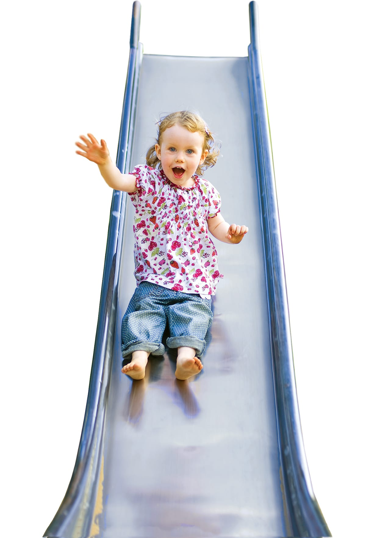 slide, child, parenting, family, diana winston, lion's roar, buddhism, shambhala sun, magazine