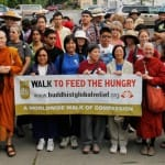Buddhist Global Relief announces 2012 Walk to Feed the Hungry events