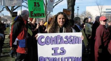 compassion is a revolution bodhisattva activism slavery buddhism shambhala sun lion's roar buddhism