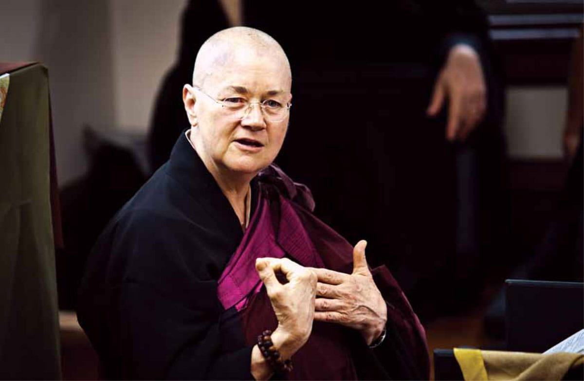 pat enkyo o hara female principle feminine women in buddhism teachers lion's roar buddhism shambhala sun andrea miller