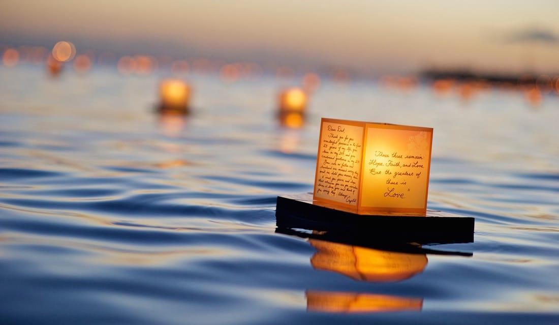 Buddhadharma - Winter '12 Honolulu Lantern Ceremony Shingon Shinnyo-en