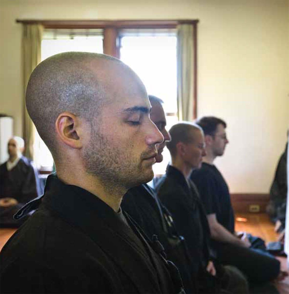 Meditation, Norman Fischer, Sharon Salzberg, Gaylon Ferguson, Geoffrey Shugen Arnold, Buddhadharma, Forum, Buddhism, Lion's Roar