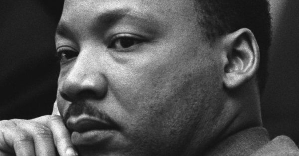 Martin Luther King Buddhism Charles R Johnson Philosophy Moral Political