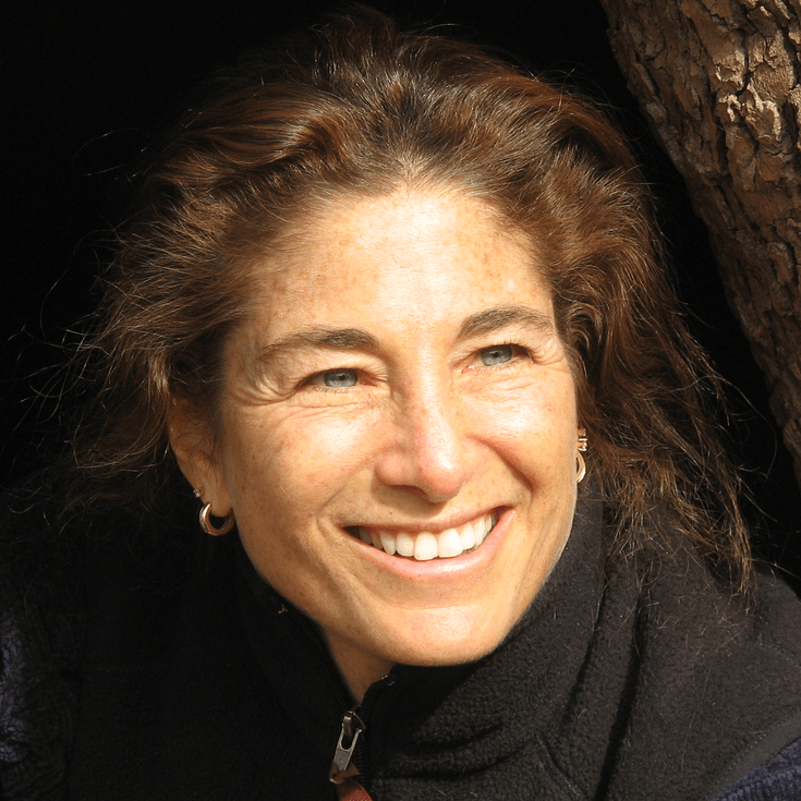 Tara Brach, guided meditation teacher and author of Radical Acceptance: Embracing Your Life With the Heart of a Buddha