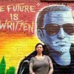 Remembering Joe Strummer, activist Heidi Minx shares a favorite dharma-song