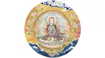 Yeshe Ysogyal, enlightened.