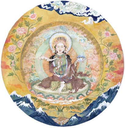 Joan Sutherland, Enlightenment, Buddhadharma