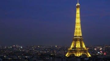 Rachel Neumann Eiffel Tower Plum Village Paris France Parenting Travel