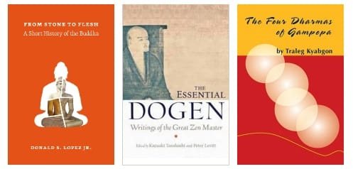 Best Buddhist Books for Summer 2013: From Stone to Flesh, Essential Dogen, The Four Dharmas of Gampopa