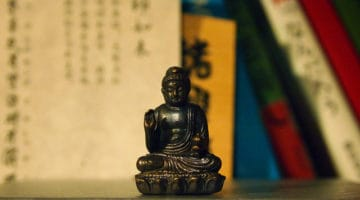 Medicine Buddha. Photo by/via geraldford.