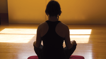 Meditation: Touching In with the Present Moment