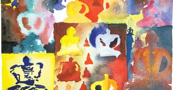 Are You Spiritual But Not Religions? 10 Reasons Why Buddhism